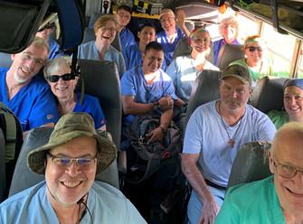 Team Hampton Roads visits El Chaguiton