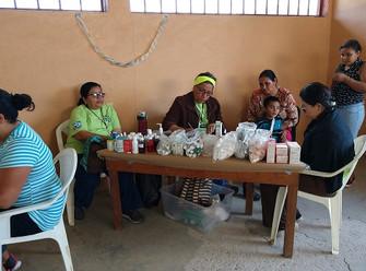 Trinity's Final Day of Clinics in La Pimienta