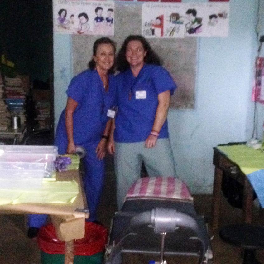 st lukes deworming team