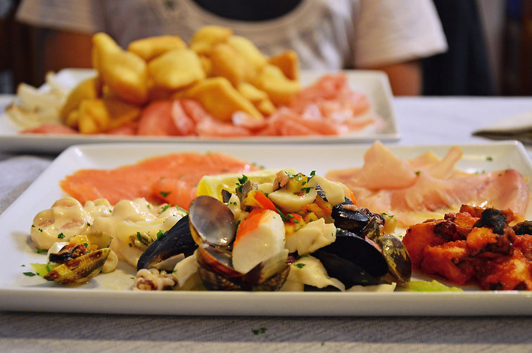 Osteriadebuongustaio Menu Carne Pesce