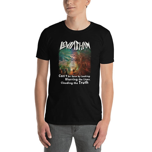 Can't Be Seen By Looking T-shirt