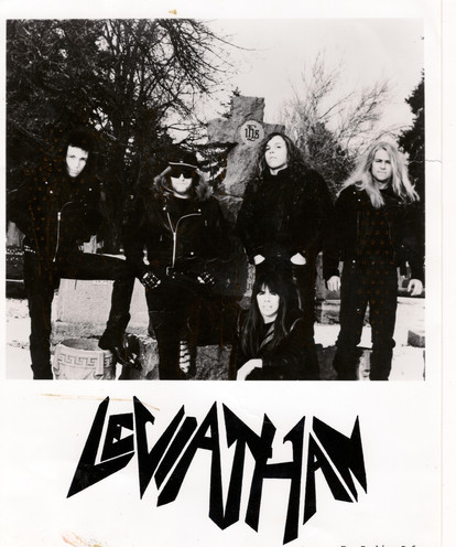 Promo picture from 1990