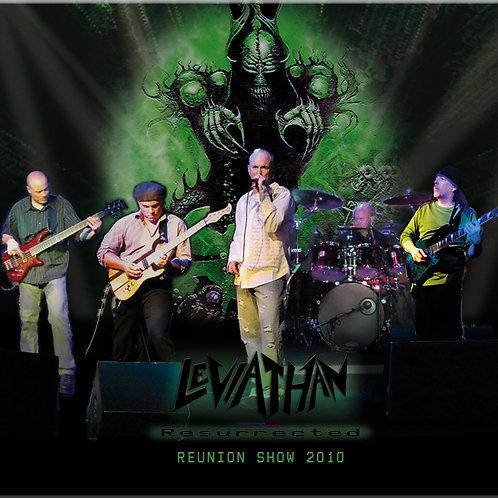 Leviathan Resurrected:  Live Reunion Show DVD/CD