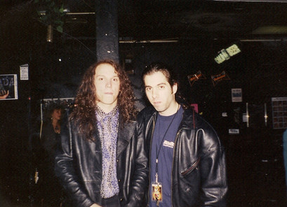Dream Theater images tour 1992