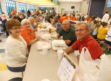 Sold Out! 37th Annual Chicken BBQ