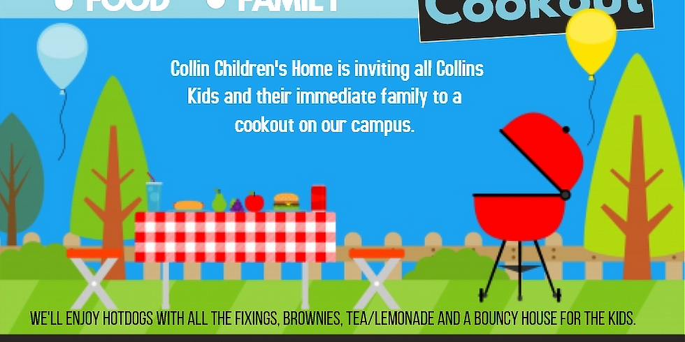 Collins Family Cookout