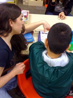 Collins Children's Home tutoring