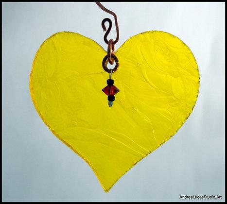 SGH-1 Heart Ornament