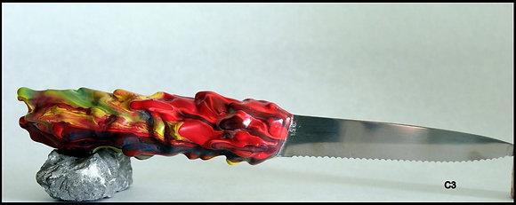 C-3 HippieStick Steak Knife