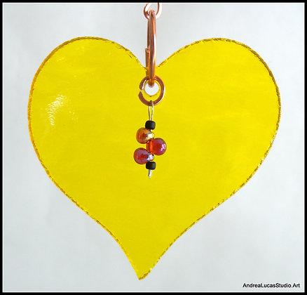 SGH-2  Heart Ornaments