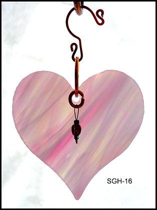 SGH-16 Heart Ornament
