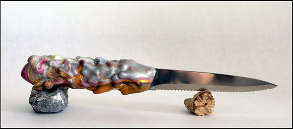 C-6 HippieStick Steak Knife