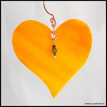 SGH-5 Heart Ornament