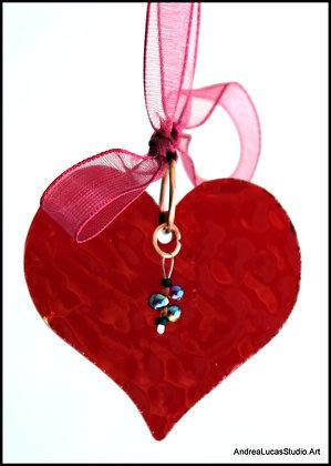 SGH-8 Heart Ornament