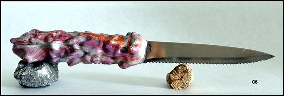 C-5 HippieStick Steak Knife