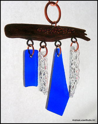 SCH-15 Small Stained Glass Chimes