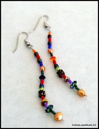 Strings Earrings