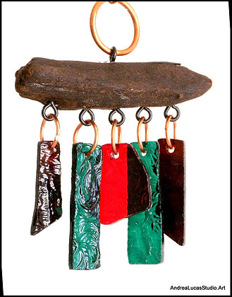 #2-Stained Glass Chimes