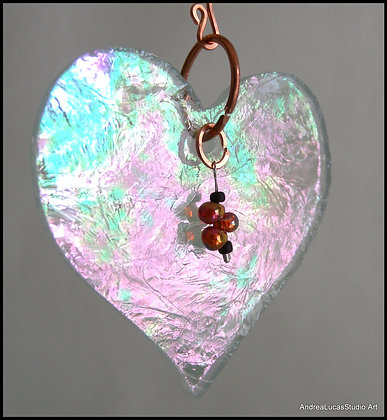 SGH-3 Heart Ornament