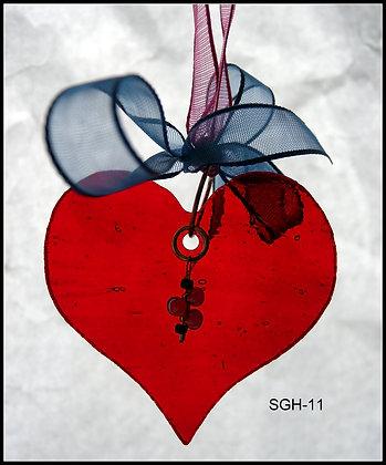 SGH-11 Heart Ornament
