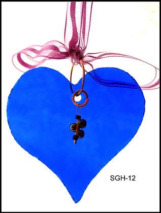 SGH-12 Heart Ornament