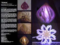 Lilylamp