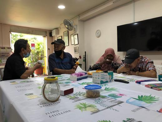 Muslim Kidney Action Association (MKAC) Participants