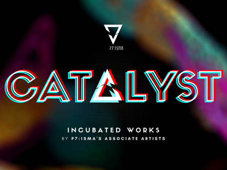 CATALYST 2021 - An embedded response by Alyah Amani