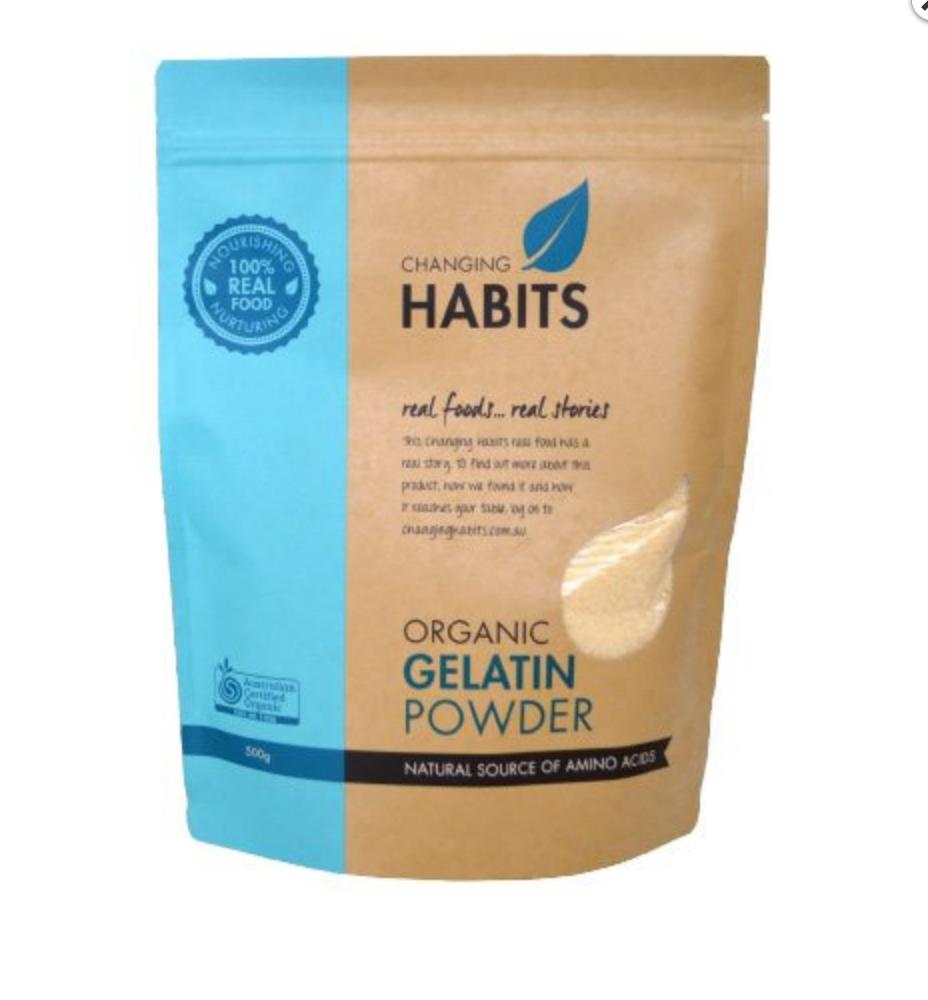 Changing Habits Gelatin