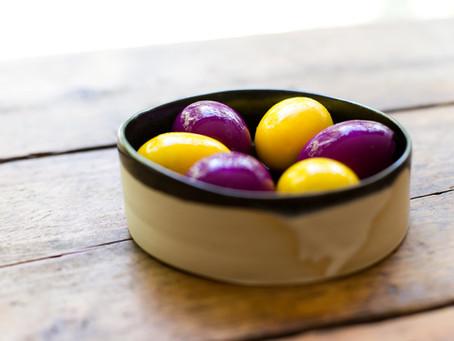 Dinosaur Eggs (aka Kvass Eggs)