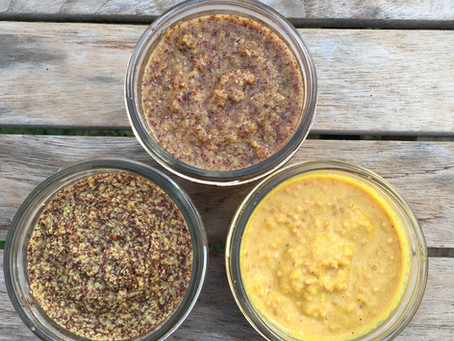 Cultured Mustard