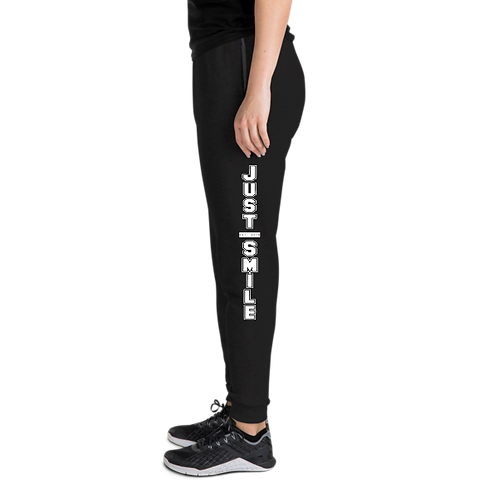 JUST SMILE College Joggers