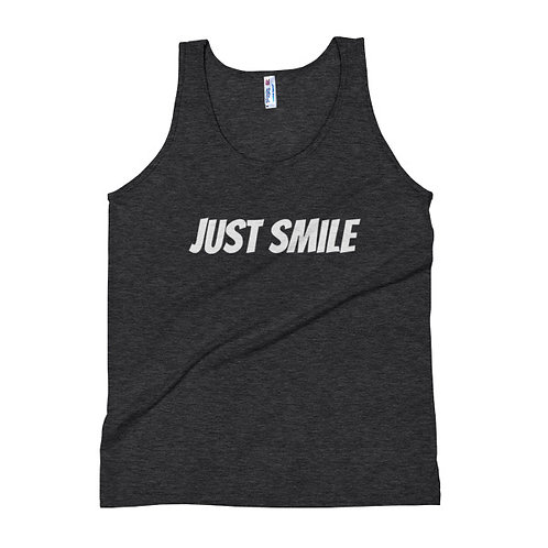 JUST SMILE Men's Tank