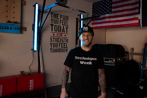 Technique Week T-Shirt
