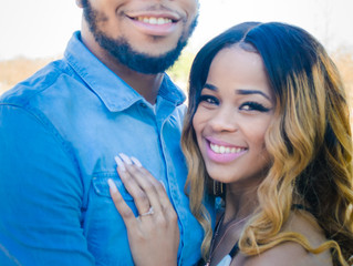 Engagement Session @ Vitruvian Park