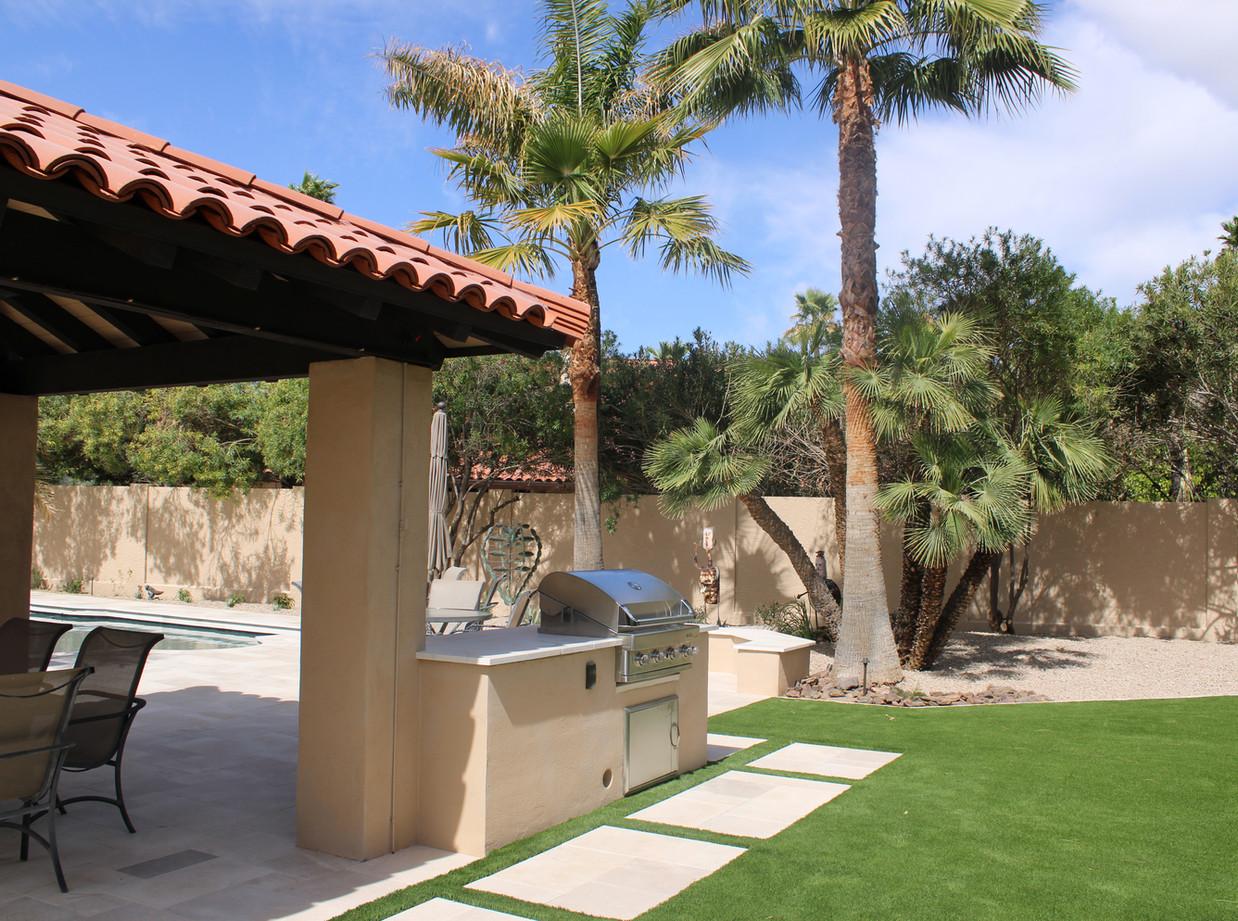 Full Backyard Remodel