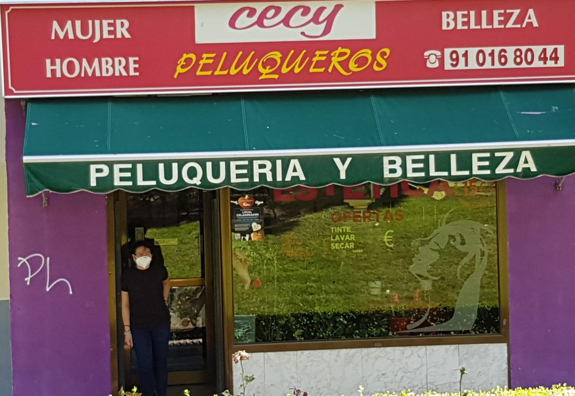 Cecy Peluqueros