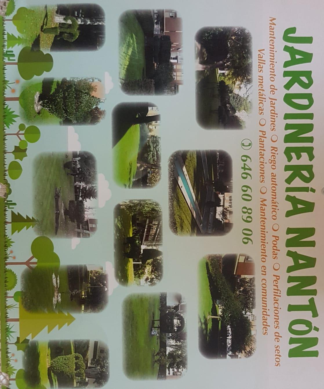Jardinería Nantón