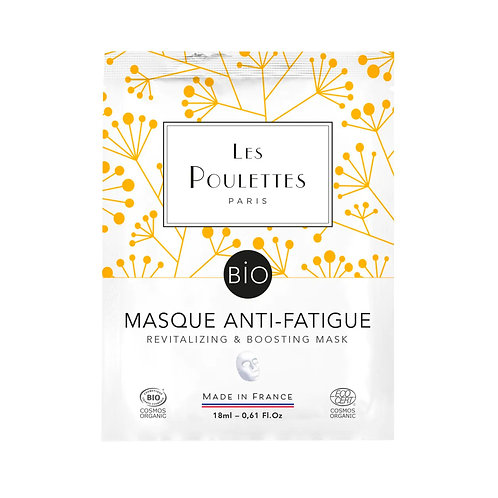 Masque Anti-Fatigue - Les poulettes Paris