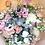 Thumbnail: 1 bouquet de fleurs + 1 paire de boucles