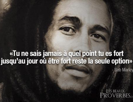 Citation Bob Marley