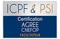 Logo ICPF & PSI Agree CNEFOP Facilitateu