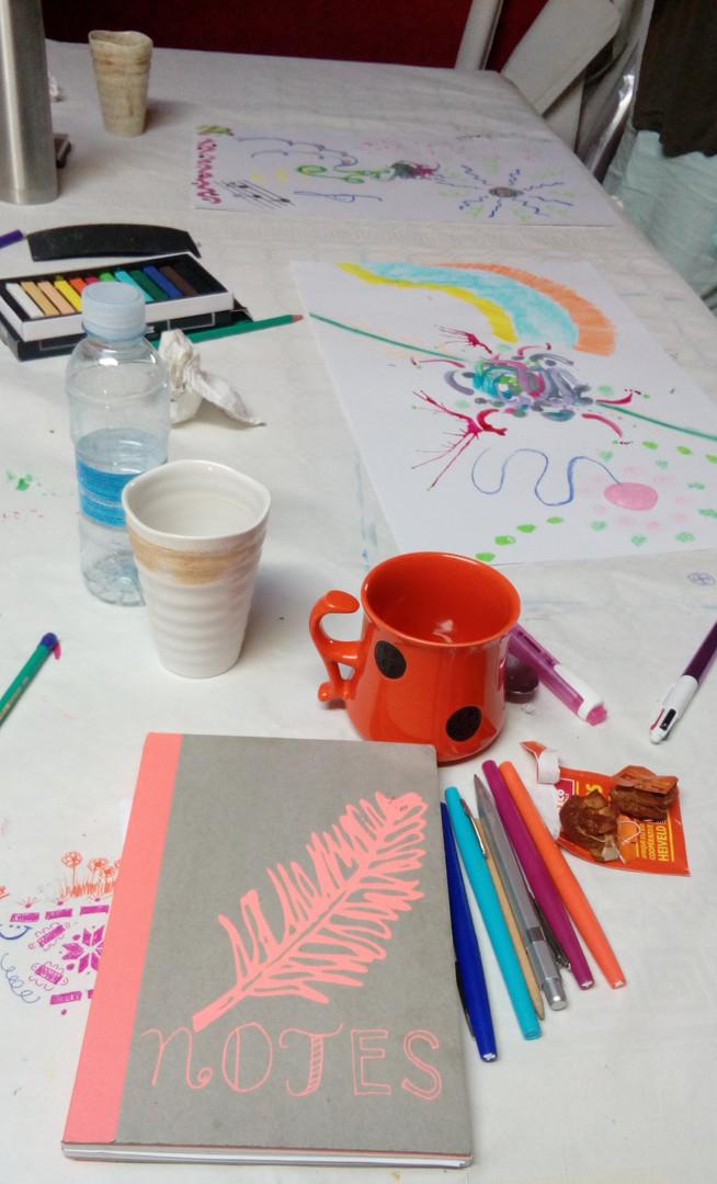 Formation art-thérapie analytique Dordog