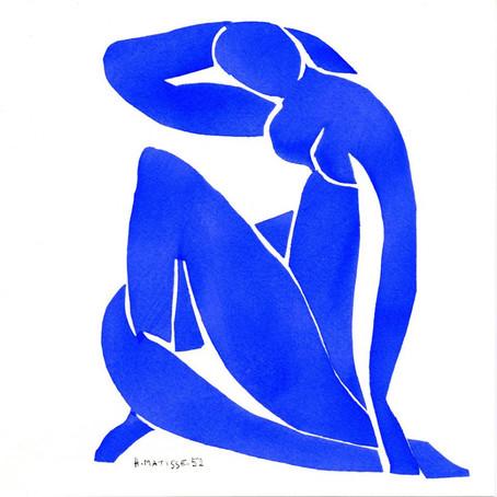 Citation d'Henri Matisse, « Il faut regarder toute la vie avec des yeux d'enfants »