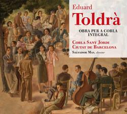 Integral Eduard Toldrà per a Cobla
