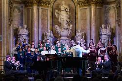 Cor Vivaldi i la Cobla Sant Jordi