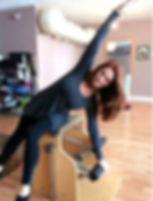 Vicky Huber - Pilates