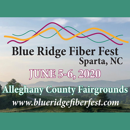 Blue Ridge Fiber Fest