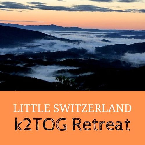 K2tog Fall Retreat