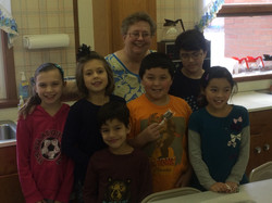 Our cooking class crew!